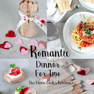Romantic Dinner for Two Recipe