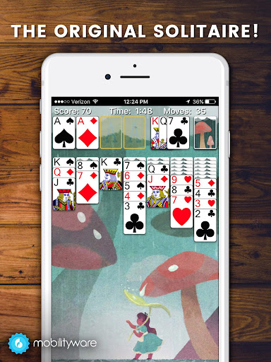 Solitaire 5.1.6.396 screenshots 5