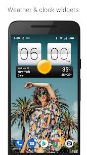 Sense V2 Flip Clock & Weather (Premium) 1