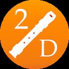 Flauta Dulce Notas - Como Tocar Flauta Dulce icon