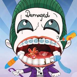 Dentist Suicide joker for kids