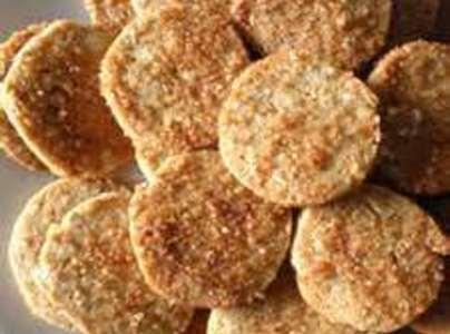 Pecan Wafers Recipe