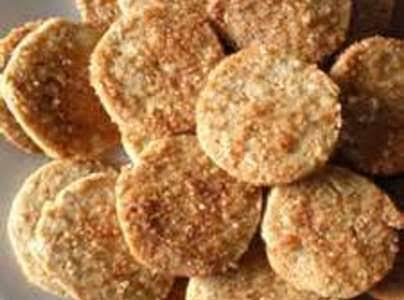 Pecan Wafers Recipe