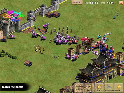 War of Empire Conquestuff1a3v3 Arena Game Screenshots 14