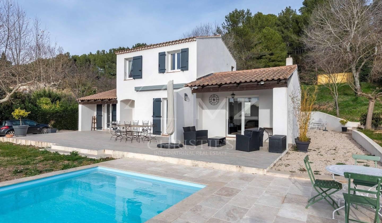 Maison avec piscine Luynes