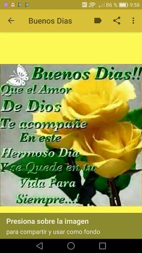 Frases Cristianas De Buenos Dias By Creative Image Apps Google Play
