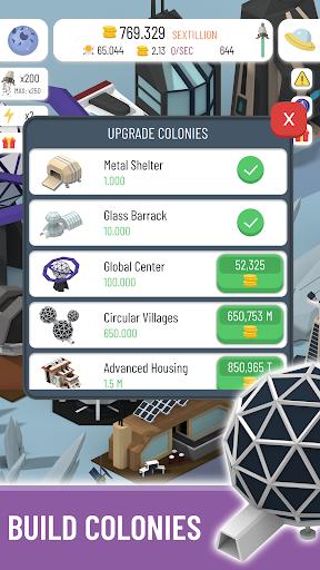 Space Colony: Idle screenshots 4