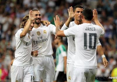 Le Real Madrid apporte son soutien aux migrants