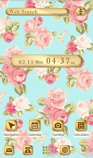 Cute Theme-Elegant Floral- 1.0.0 Windows u7528 5