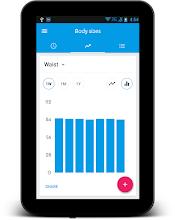 Body Measurement Tracker screenshot thumbnail