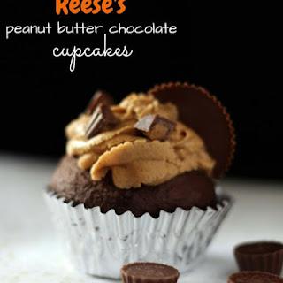 Reese's Candy Bar Cupcake