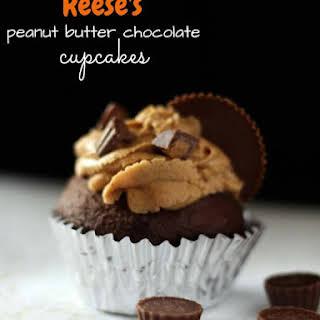 Reese's Candy Bar Cupcake.