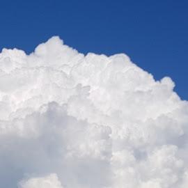 maxi White cloud by Patrizia Emiliani - Landscapes Cloud Formations ( cloud, white, maxi,  )