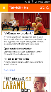 Törökbálint Ma- screenshot thumbnail