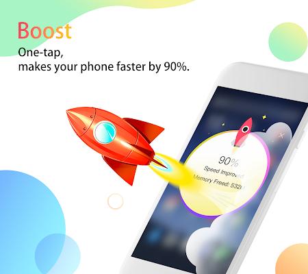 APUS Launcher Screenshot Image