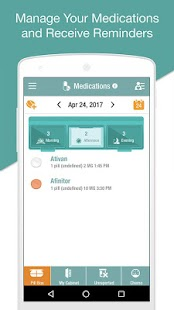 iCancerHealth: Medocity Patient Virtual Care- screenshot thumbnail
