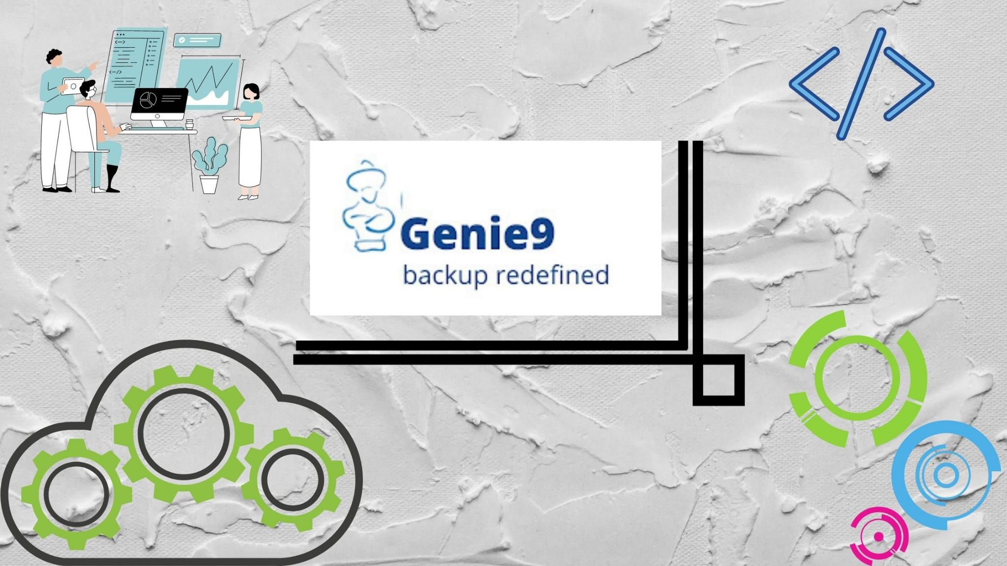 Genie Backup - backup software