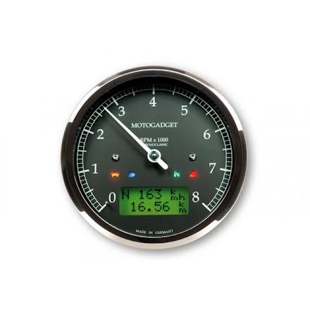 motogadget motogadget chronoclassic rev counter -8.000 RPM