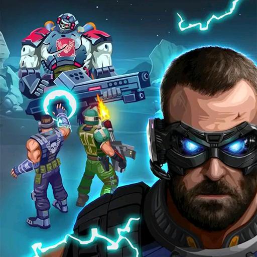 Сlicker games idle rpg: Evolution Heroes of Utopia Icon