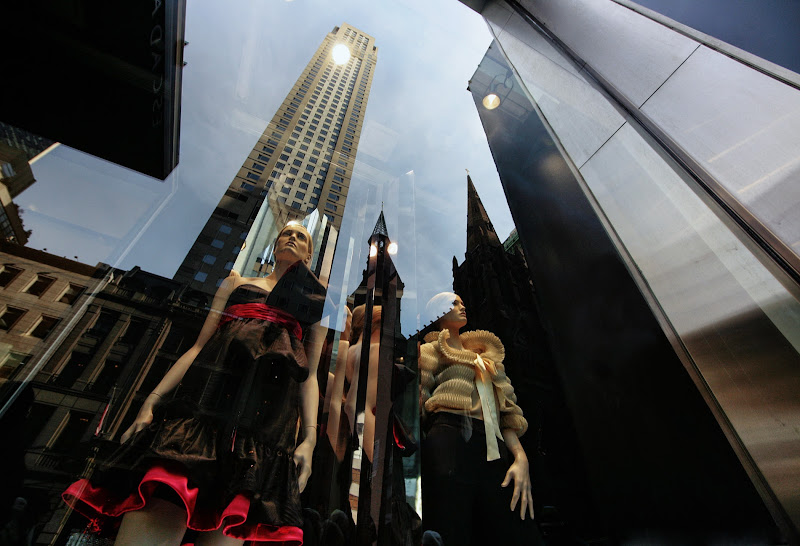 Passerella sul grattacielo di rik