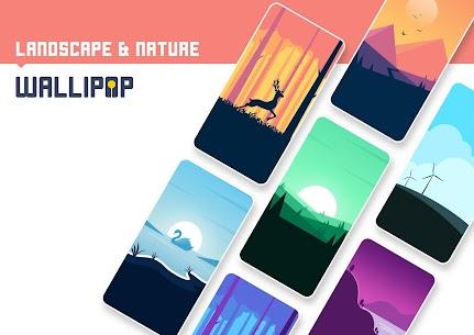 WalliPop Wallpapers (MOD, Paid) v1.0 2