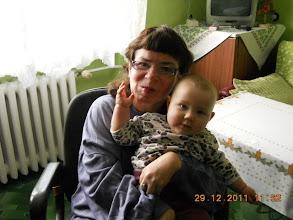 Photo: 29 XII 2011 roku - pasuje mi  - prawda ?
