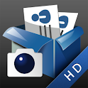 CamCard HD Free-BizCard Reader icon