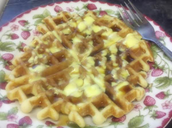 Low-carb Waffles (3 G Net Carbs)