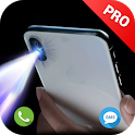 Flash on Call & SMS, Flashlight Alert Bright Torch icon