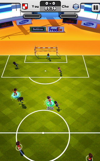 Football Fred 143 screenshots 9