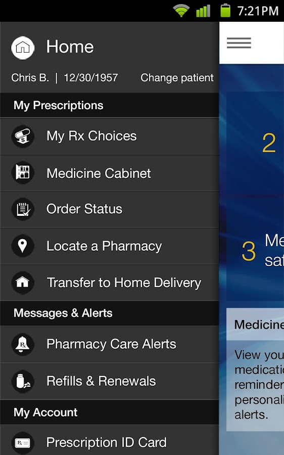 Express Scripts- screenshot