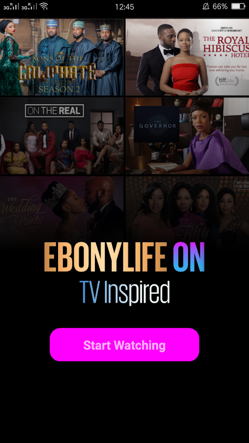 EbonyLife ON- screenshot