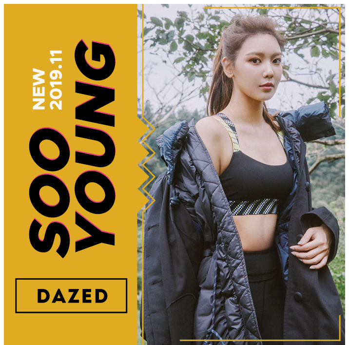 SOOYOUNG DAZED