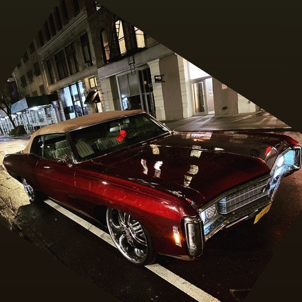 1969 impala convertible lowrider/donk Hire Brooklyn