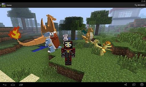 Mod Minecraft Pokecube PE Wiki