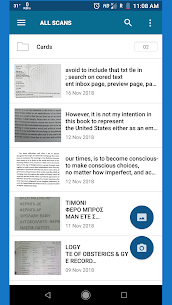 OCR Text Scanner Pro: Convertir una imagen a texto 2