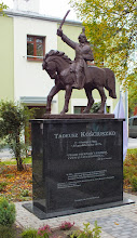 Photo: Pomnik Tadeusza Kościuszki