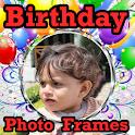 Birthday Wishes Photo Frames icon