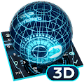 3D Next Tech Keyboard APK