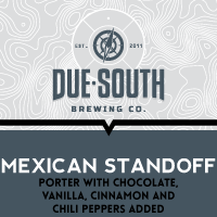 Logo of Due South Mexican Standoff