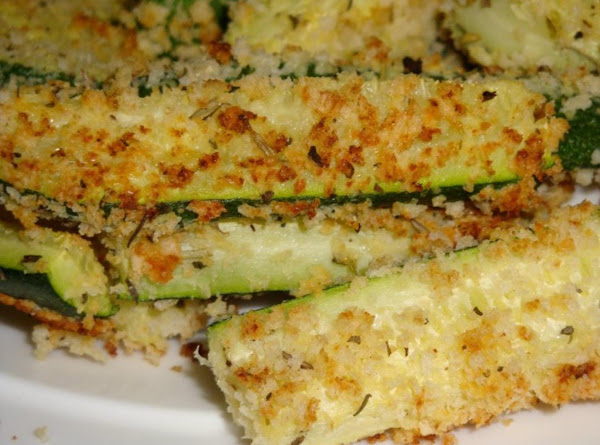 Baked Zucchini Sticks & Sweet Onion Dip Recipe