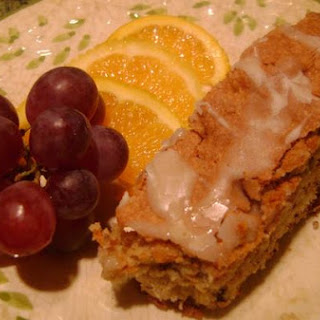 Raw Apple Bread