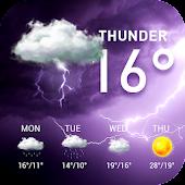 Tải Game Local weather widget&Forecast