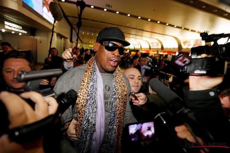 Dochter van Dennis Rodman wordt voetbalprof in Soccer League