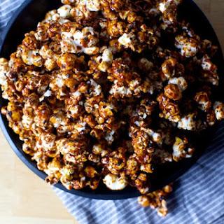 Miso Black Sesame Caramel Corn