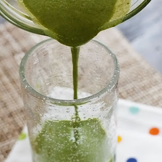 Skinny Green Monster Smoothie
