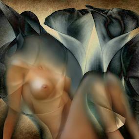 MERGE by Carmen Velcic - Digital Art People