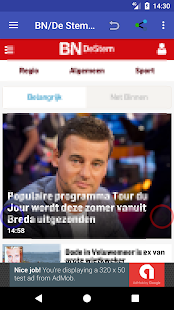 Netherlands Newspapers - náhled