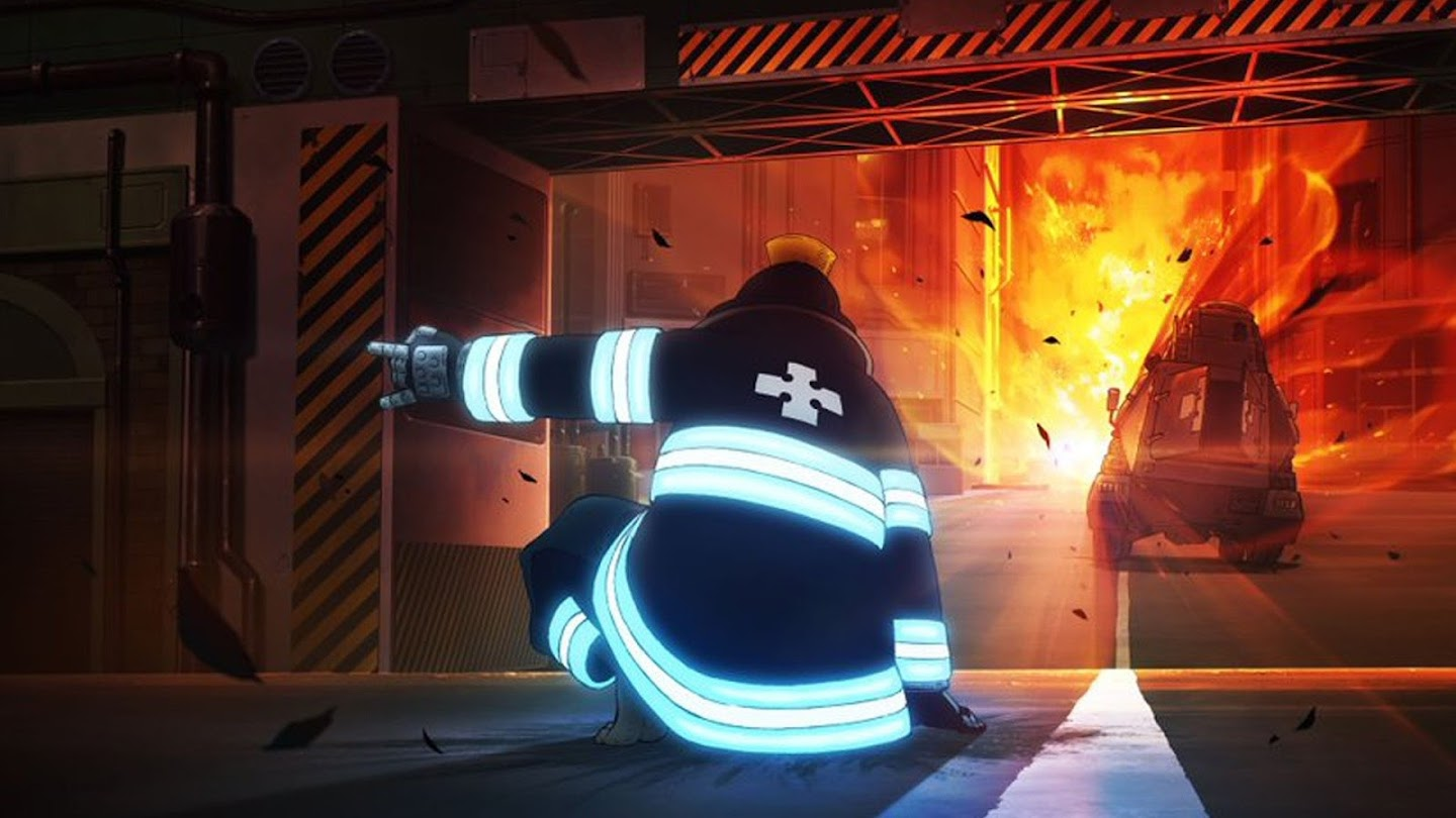 Watch Fire Force live