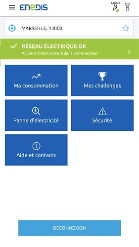 A mes côtés Android App Screenshot